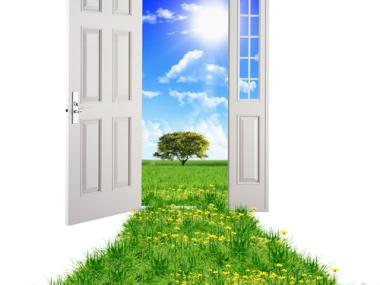 дверь для оффера