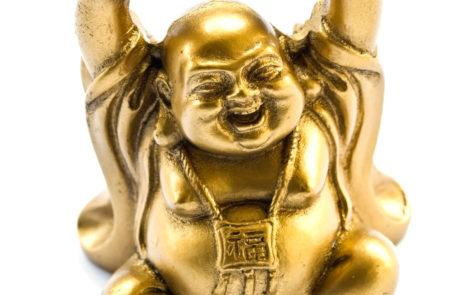 Хотэй - Смеющийся Будда Символ фен шуй