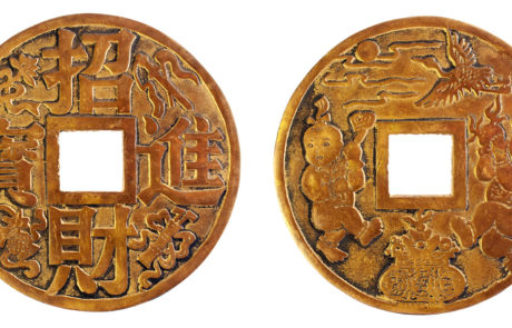 """""""Символы Фен Шуй"""" : Китайские монеты"""