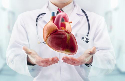 Подавление болезней сердца