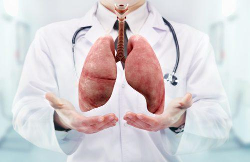 подавление болезней легких